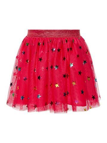 Sternenprint тюль юбка