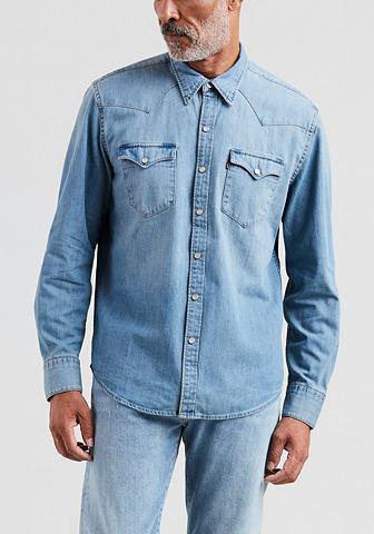® рубашка джинсовая »BARSTOW...