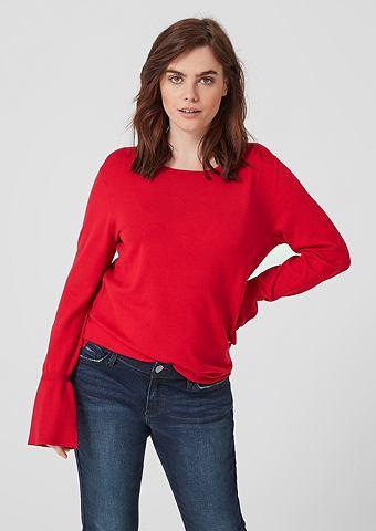 Нежный пуловер