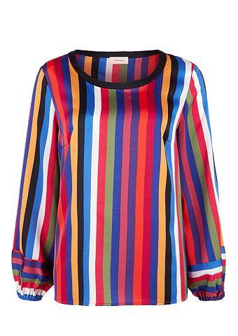 TRIANGLE Разноцветные блуза с Streifen
