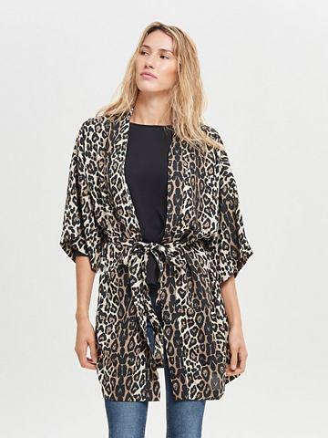 Leopardenprint кимоно халат