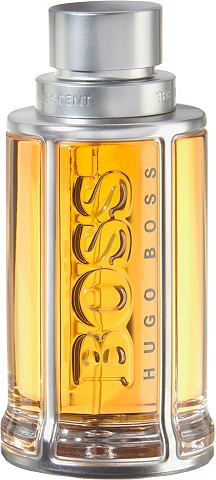 "HUGO BOSS After-Shave ""The Scent"""