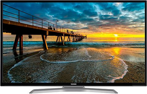 TELEFUNKEN D49U700M4CWH LED-Fernseher (124 cm / (...