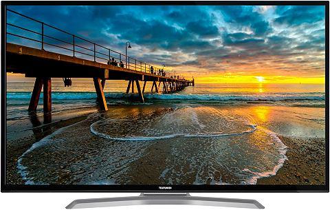 TELEFUNKEN D55U700M4CWH LED-Fernseher (140 cm / (...