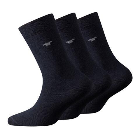 Базовые носки (Набор 3 пар)