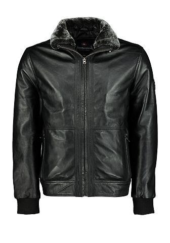 Куртка кожаная с съемный Webpelz &raqu...