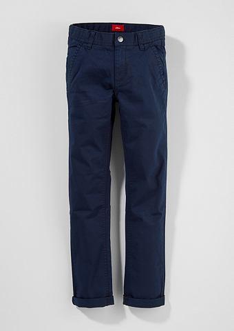 S.OLIVER RED LABEL JUNIOR Seattle: брюки в Chino-Look для Jungen...