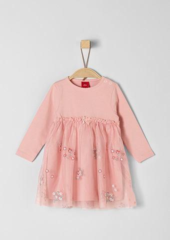 S.OLIVER RED LABEL JUNIOR Праздничное платье с тюль для Babys