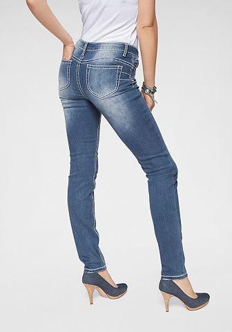Узкие джинсы »Heavy Washed - Sha...