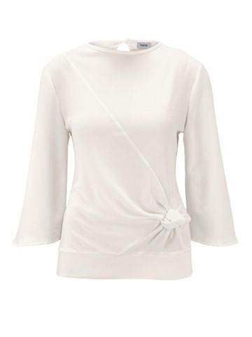 TIMELESS блуза в с ложным запахом