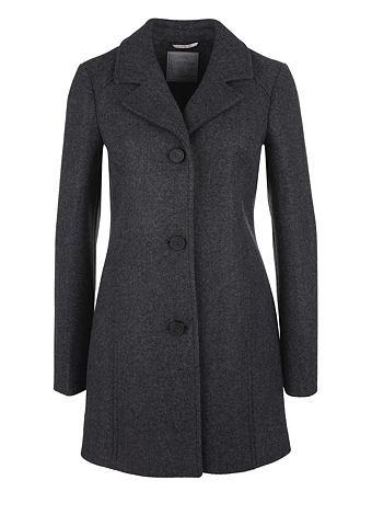 S.OLIVER RED LABEL Классический пальто короткое с Revers