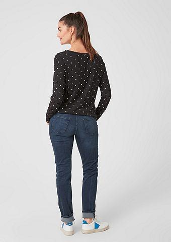 Curvy узкий Leg: джинсы стрейч