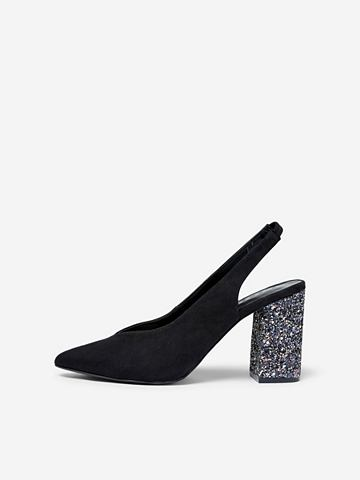 Блестящий орнамент Slingband туфли