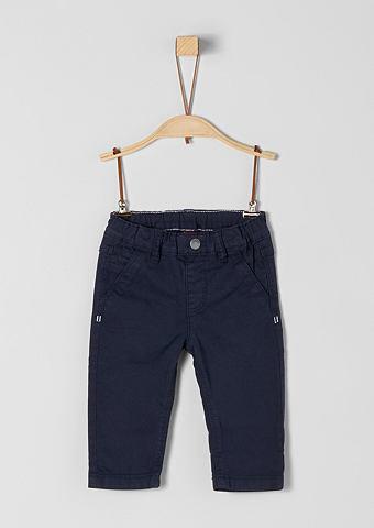 S.OLIVER RED LABEL JUNIOR Хлопковые брюки в Chino-Look для Babys...