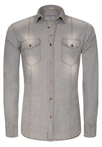 Softes Rugged джинсовая рубашка