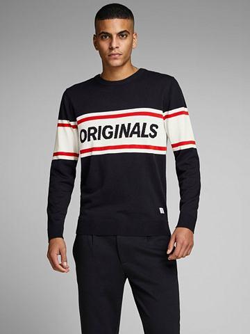 Jack & Jones Trendiger пуловер
