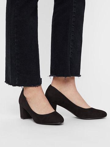 BIANCO Blockabsatz туфли