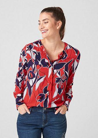 Блузка с узор