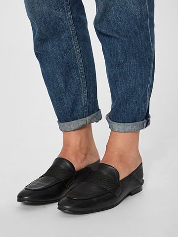 Кожа туфли