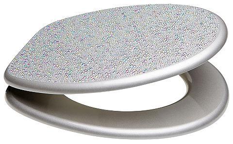 WC-крышка »Crystal Silver«...