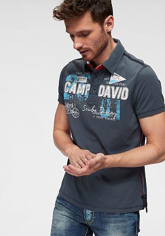 CAMP DAVID Кофта-поло