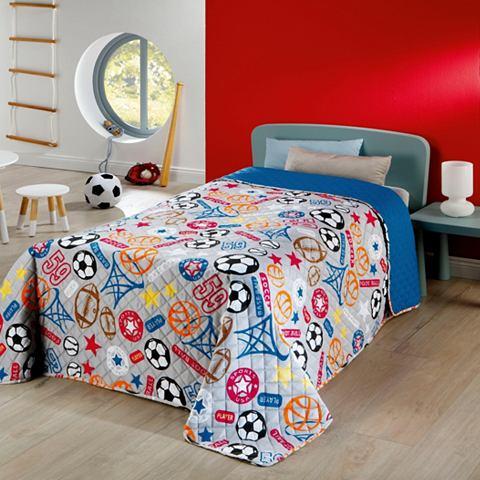 Покрывало на кровать »Sports&laq...