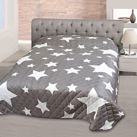 Покрывало на кровать »Stars&laqu...