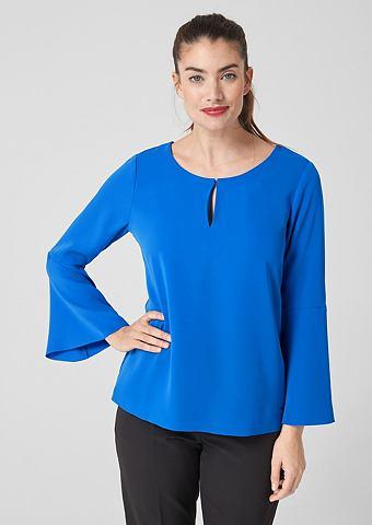 Блуза с Volantärmeln