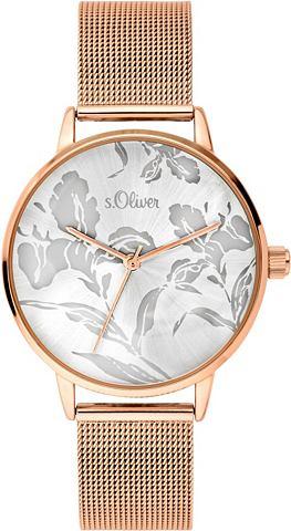 S.OLIVER RED LABEL Часы »SO-3641-MQ«
