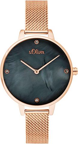 S.OLIVER RED LABEL Часы »SO-3657-MQ«
