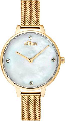 S.OLIVER RED LABEL Часы »SO-3658-MQ«