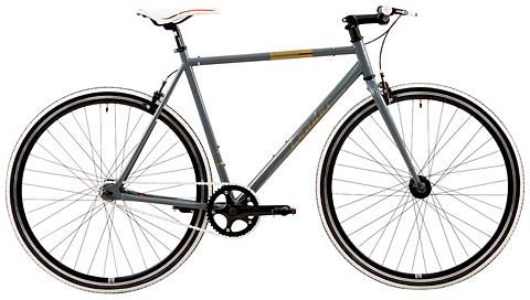 LEADER Односкоростной велосипед »Domina...