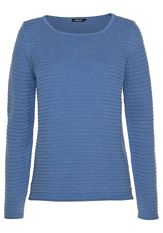OLSEN Пуловер с круглым вырезом