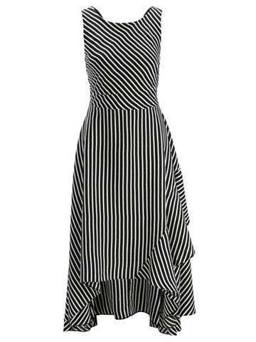 heine TIMELESS Платье в красивый Streifenmix без рука...