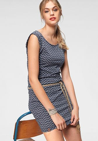 RAGWEAR Платье »TAG ZIG ZAG«