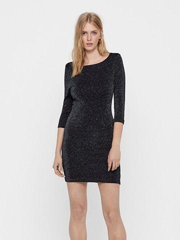 VERO MODA Блестящий орнамент платье