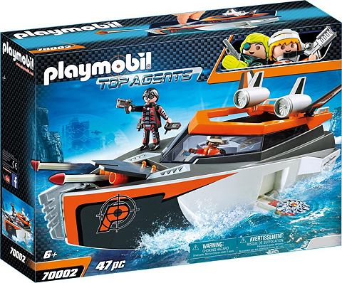PLAYMOBIL ® Spy Team Turboship (70002) Топ A...