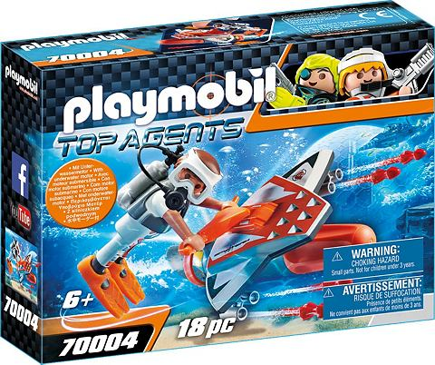PLAYMOBIL ® Spy Team Подводный Wing (70004) ...