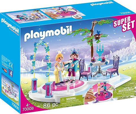 PLAYMOBIL ® Super комплект Prinzessinnenball...