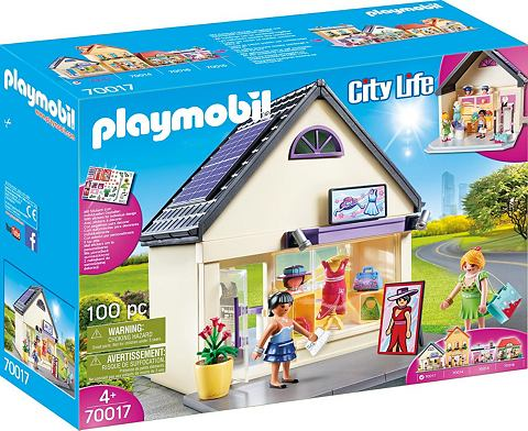 PLAYMOBIL ® Meine Trendboutique (70017) &raq...