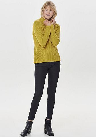 JACQUELINE DE YONG Трикотажный пуловер »JUSTY&laquo...