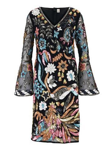 Коктейльное платье с Paillettensticker...