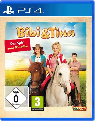 Bibi & Tina - Das Spiel zum Kinofi...