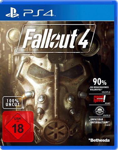 Fallout 4 Play подставка/станция 4