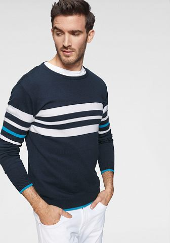 Трикотажный пуловер Feinstrick