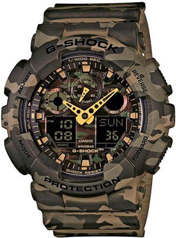 Часы-хронограф »GA-100CM-5AER&la...