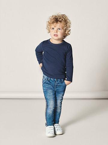 NAME IT Облегающий форма Super-Stretch джинсы