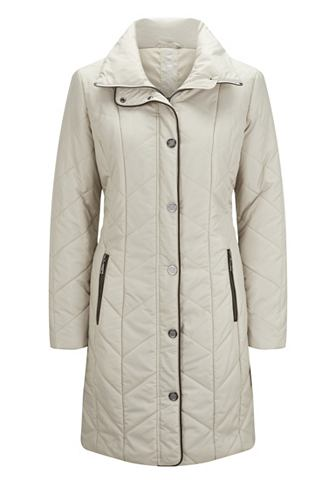 RABE Пальто зимнее с Steppmuster и Kontrast...
