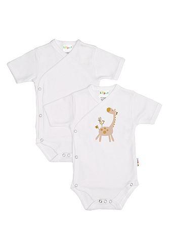 LILIPUT Baby-Bodies с заклепки