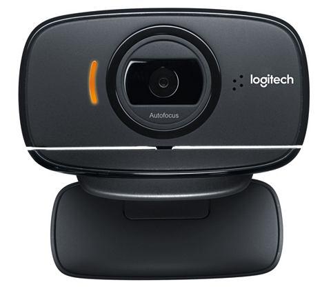 LOGITECH B525 HD Webcam »HD-Video в faltb...